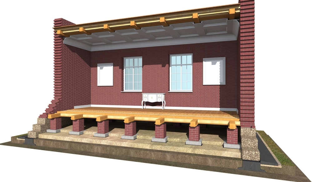 Pier and Beam Home